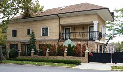 Kew Garden Hills Single Family Home For Sale: 78-03 147th St