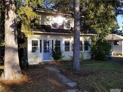 Huntington Single Family Home For Sale: 38 6th Ave