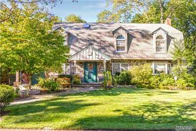 Merrick Single Family Home For Sale: 205 Woodbine Ave