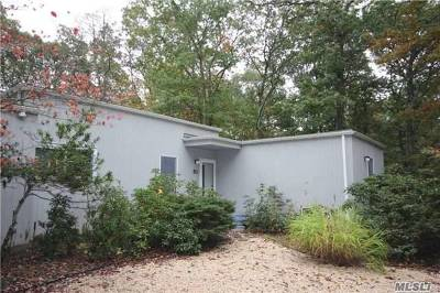Southampton Single Family Home For Sale: 50 Kennedy Dr