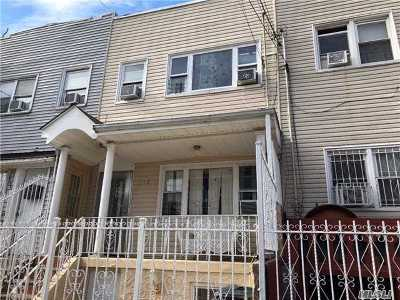 Brooklyn Multi Family Home For Sale: 528 Linwood St