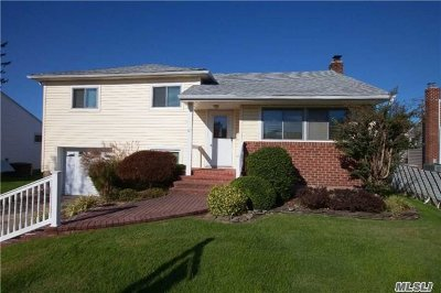 Hicksville Single Family Home For Sale: 61 Haverford Rd