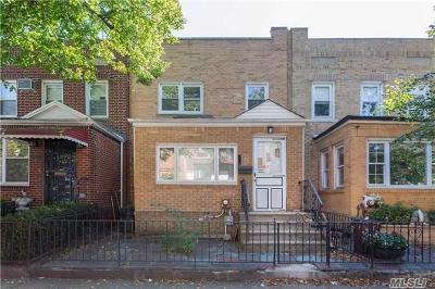 Astoria Single Family Home For Sale: 30-13 37th St