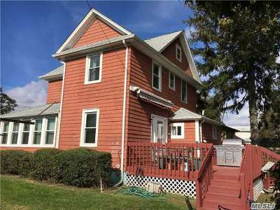 W. Babylon Single Family Home For Sale: 349 Great East Neck Rd
