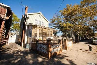 Forest Hills Single Family Home For Sale: 102-21 62nd Ave