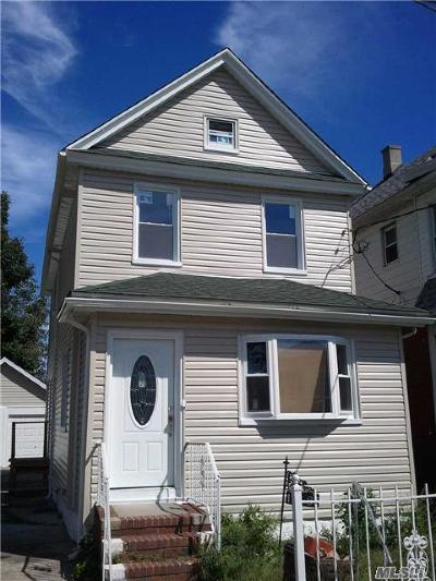 Queens County Single Family Home For Sale: 114-37 157th St
