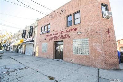 Woodhaven Multi Family Home For Sale: 76-02/04 Rockaway Blvd