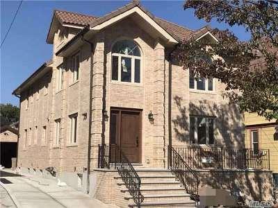 Flushing Multi Family Home For Sale: 149-35 Delaware Ave