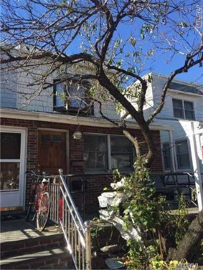 Bayside Multi Family Home For Sale: 33-28 201st St