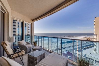 Lido Beach, Long Beach Condo/Townhouse For Sale: 403 E Boardwalk #605