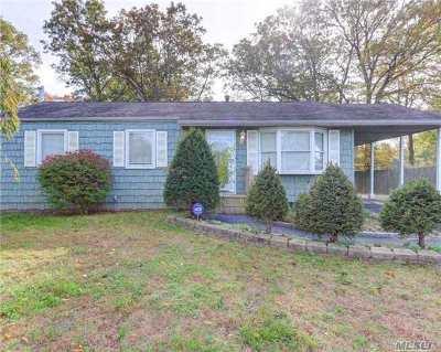 Pt.jefferson Sta Single Family Home For Sale: 26 Yava St