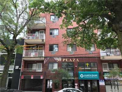Flushing Condo/Townhouse For Sale: 14228 37 Ave #3A