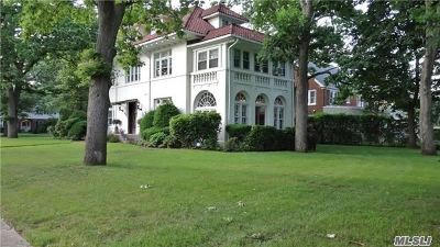 Woodmere Single Family Home For Sale: 28 Pine St