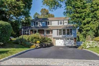 Huntington Single Family Home For Sale: 9 Great Neck Ct