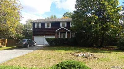 Nesconset Single Family Home For Sale: 35 Lawrence Dr
