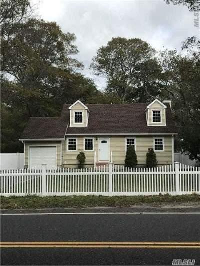 Coram Single Family Home For Sale: 17 Teller Ave