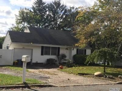 Pt.jefferson Sta Single Family Home For Sale: 11 Norton Ave