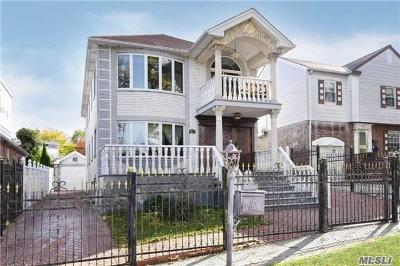 Flushing Multi Family Home For Sale: 57-33 157th St