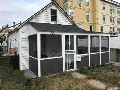 Rockaway Park Single Family Home For Sale: 100-09 D Rockaway Beach Blvd