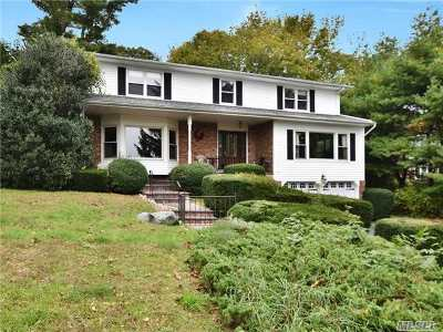 Centerport Single Family Home For Sale: 7 Harbor Park Ct