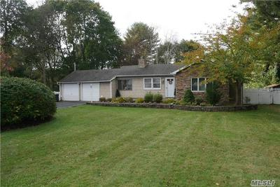 Smithtown Single Family Home For Sale: 4 Stengel Pl