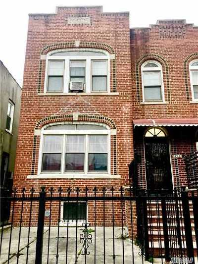 Multi Family Home For Sale: 26-44 95th St