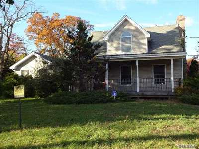 Farmingville Single Family Home For Sale: 189 Granny Rd