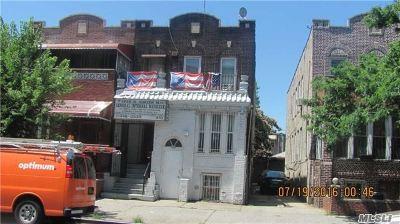 Brooklyn Multi Family Home For Sale: 470 Pennsylvania Ave