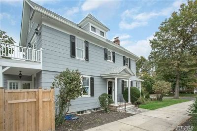 Douglaston, Little Neck, Douglas Manor Single Family Home For Sale: 115 Prospect Ave