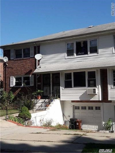 Flushing Multi Family Home For Sale: 45-67 165 St