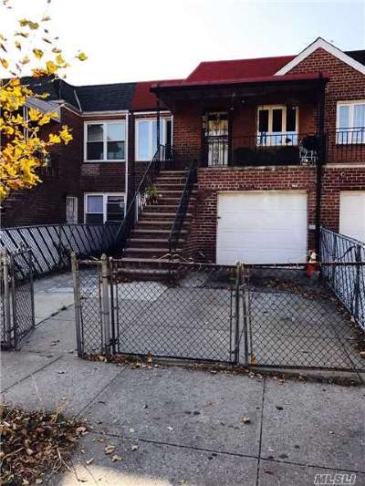 Jackson Heights Multi Family Home For Sale: 25-20 76th St