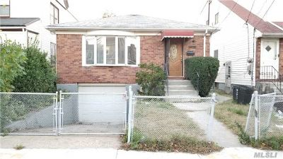Single Family Home For Sale: 102-56 188 St