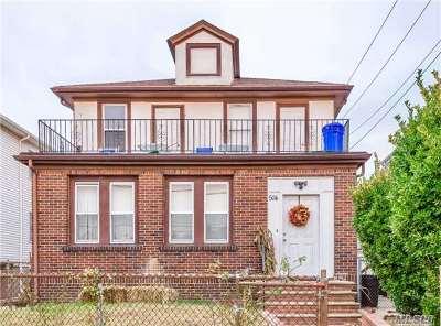 Long Beach Multi Family Home For Sale: 514 Riverside Blvd