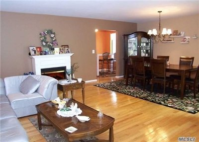 Coram Condo/Townhouse For Sale: 124 Birchwood Rd