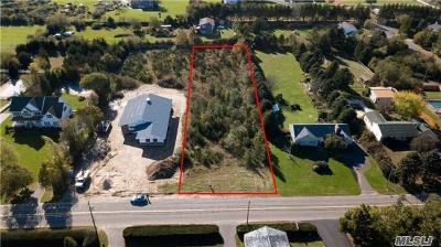 Jamesport Residential Lots & Land For Sale: 153 Herricks Ln