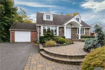 Westbury NY Single Family Home For Sale: $789,000