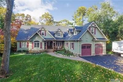Smithtown Single Family Home For Sale: 81 Sunrise Ln