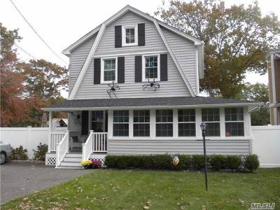 Nesconset Single Family Home For Sale: 15 Francis St