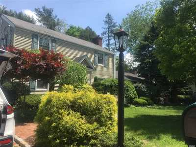 Glen Head Single Family Home For Sale: 16 Orchard St