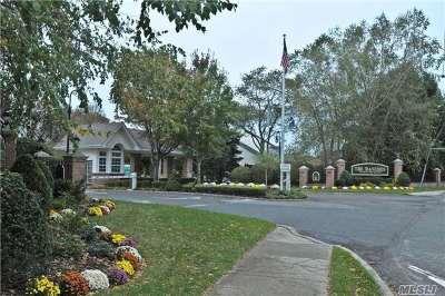 Pt.jefferson Sta Condo/Townhouse For Sale: 2405 Nicole Dr