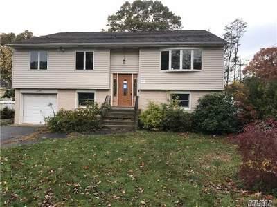 Ronkonkoma Single Family Home For Sale: 2290 Feuereisen Ave