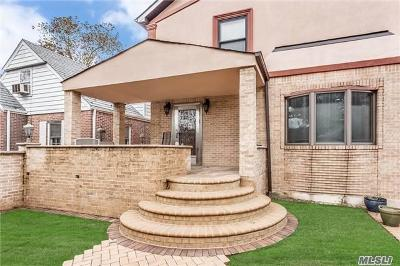 Flushing Single Family Home For Sale: 147-07 Jewel Ave