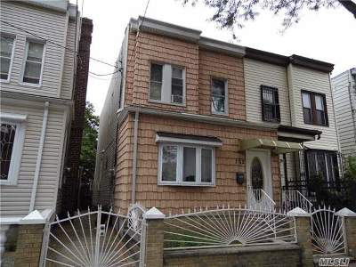 Brooklyn Single Family Home For Sale: 102 Grant Ave