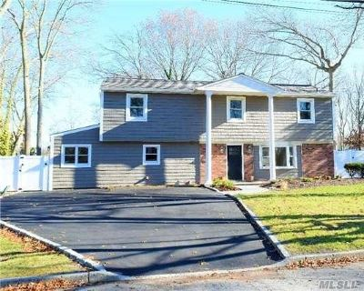 Centereach Single Family Home For Sale: 57 Woodview Ln