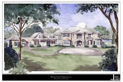 Nassau County Single Family Home For Sale: 24 Hicks Ln