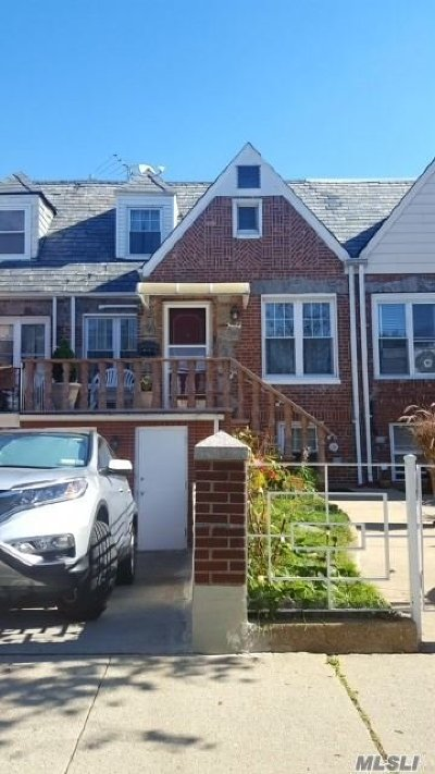 Single Family Home For Sale: 2517 82nd St