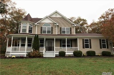 Single Family Home For Sale: 6 Lattice Ct