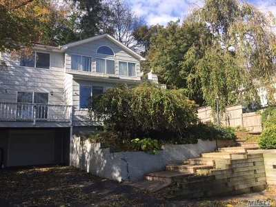 Port Jefferson Single Family Home For Sale: 119 Bayview Ter