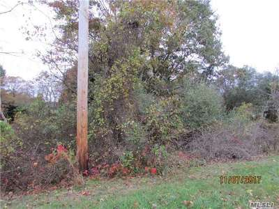 Calverton Residential Lots & Land For Sale: 2402 River Rd