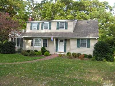 Stony Brook Single Family Home For Sale: 11 Laurel Dr